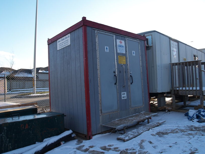 Washroom Trailer, recycle flush, Portable toilet, portable washroom, Johnson's Sanitation Service, Sink Rentals, Septic Services, Septic Tank Pumped, Construction, Parties, Special Events, Back Yard Gatherings