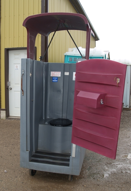 Portable toilet, portable washroom, Johnson's Sanitation Service, Sink Rentals, Septic Services, Septic Tank Pumped, Construction, Parties, Special Events, Back Yard Gatherings